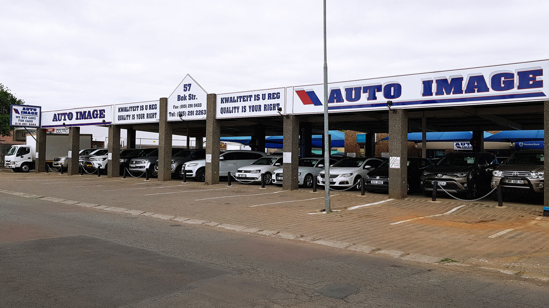 Auto Image Motors Showroom Used Cars for sale Polokwane Limpopo