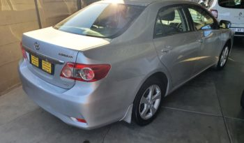 2012 TOYOTA COROLLA 2.0 EXCLUSIVE A/T full